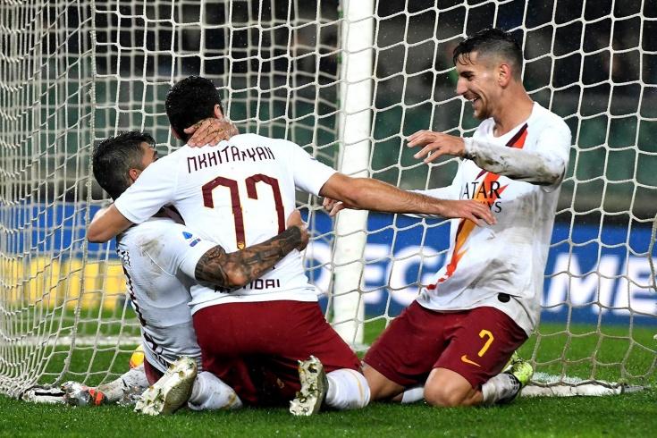 «Рома» — «Удинезе». Прогноз на матч Серии А