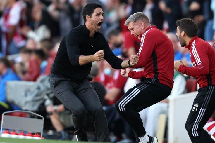 «Арсенал» сокрушил «Тоттенхэм» в дерби. Кейн пока очень плох