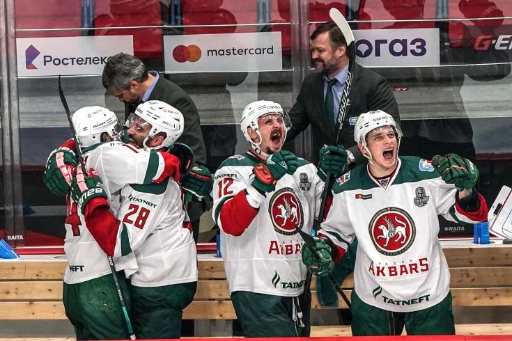 «Авангард» — «Ак Барс» — 0:2, видео, голы, обзор матча финала конференции Восток в плей-офф КХЛ