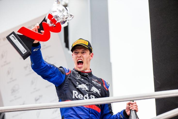 10 главных моментов сезона Формулы-1
