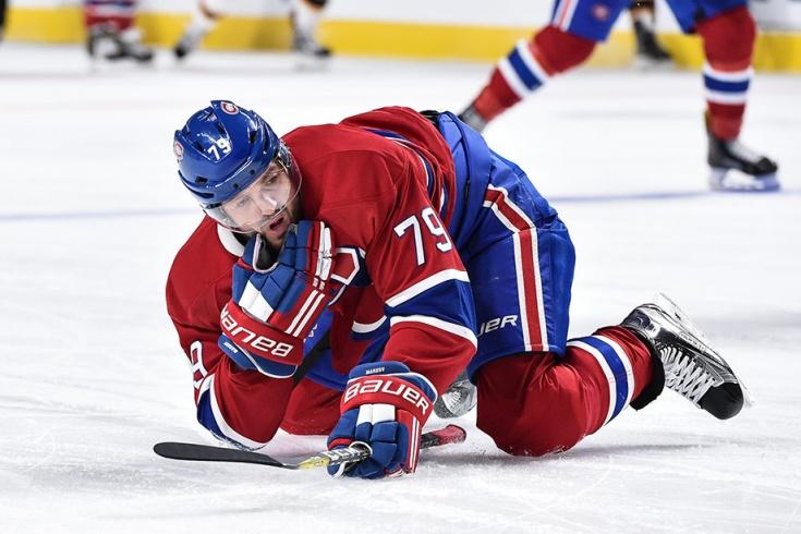 Андрей Марков оказался не нужен «Монреалю»