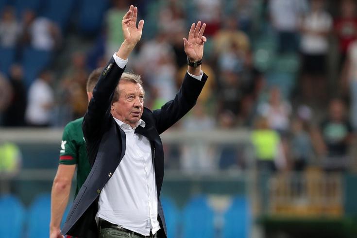 Юрий Сёмин отреагировал на решение «Локомотива» не