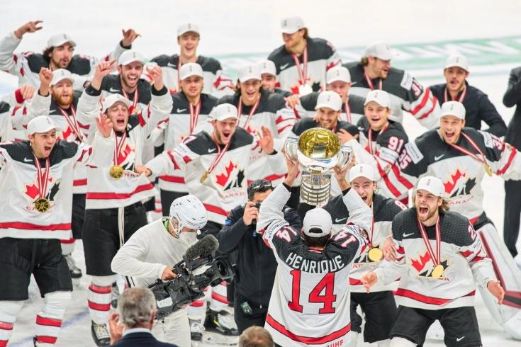 «Мы камбэчили весь турнир и сказали: «Сделаем это снова!» Канада — о победе в финале ЧМ