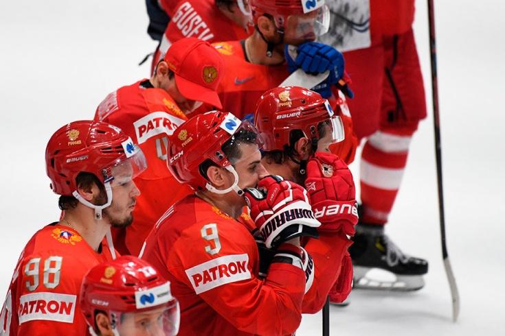 Россия — Финляндия — 0:1