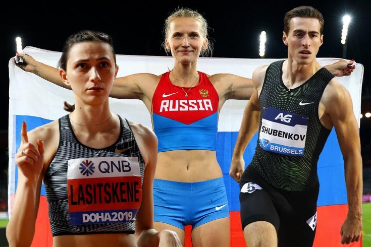 Российские чемпионы попросили у Путина деньги