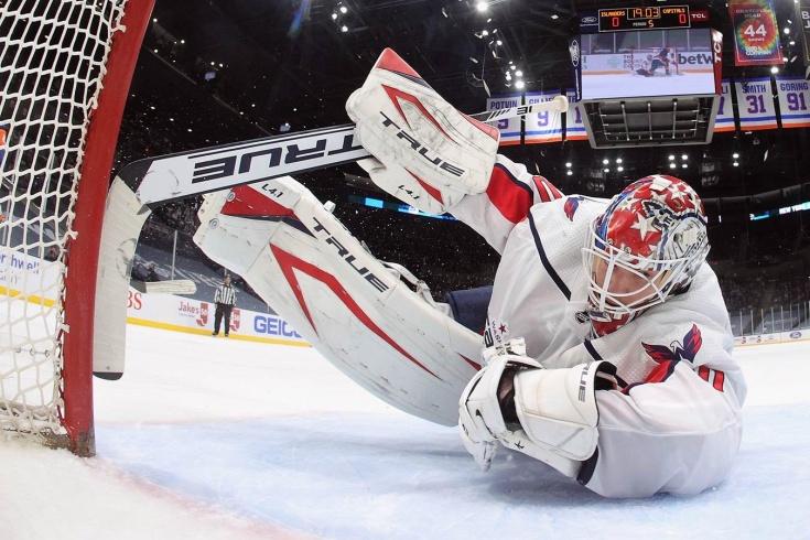 Главный шанс Самсонова в НХЛ. Россиянину создали идеальные условия в «Вашингтоне»