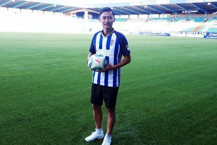 Испанский клуб приобрёл 39-летнего китайца