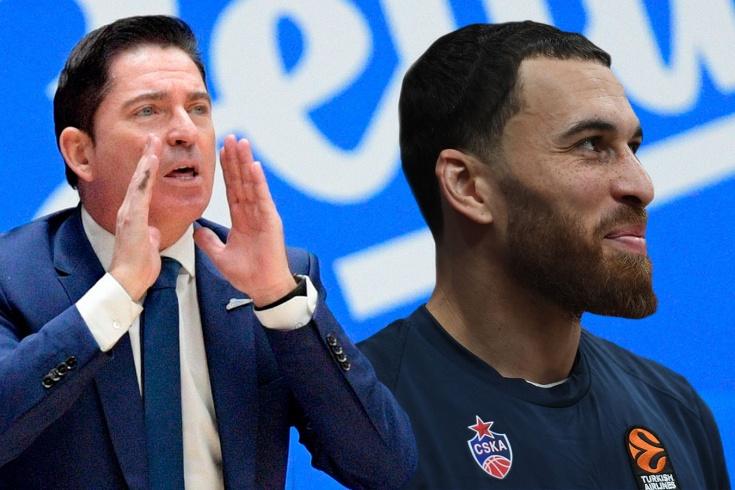 Итоги первого круга Евролиги: ЦСКА – лидер, «Зенит» закрепился в зоне плей-офф