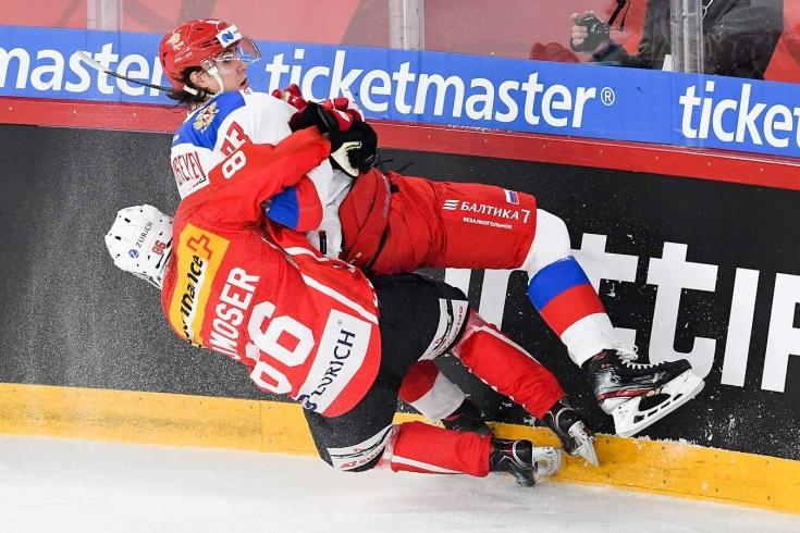 Швейцария – Россия – 3:1, обзор матча Еврочеллендж