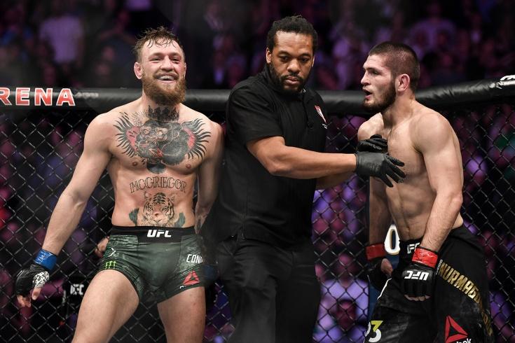 Хабиб Нурмагомедов уступил Конору Макгрегору статус главной звезды UFC