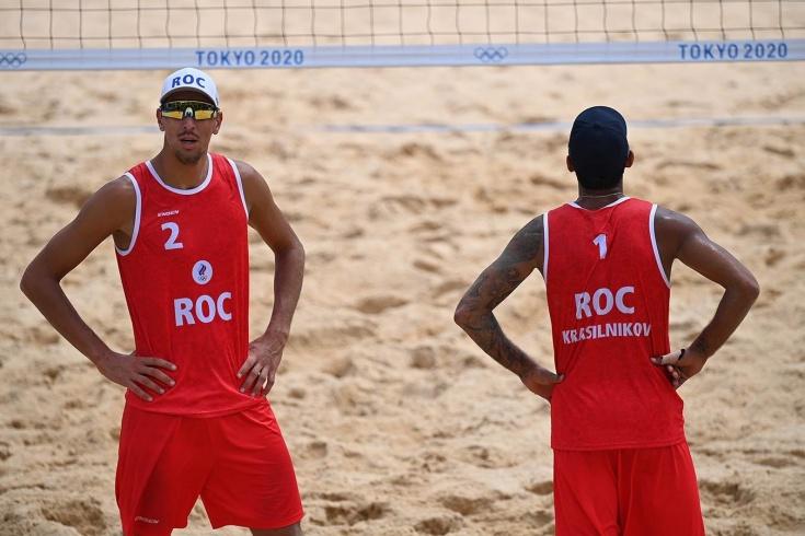 Пляжный волейбол на Олимпиаде-2020