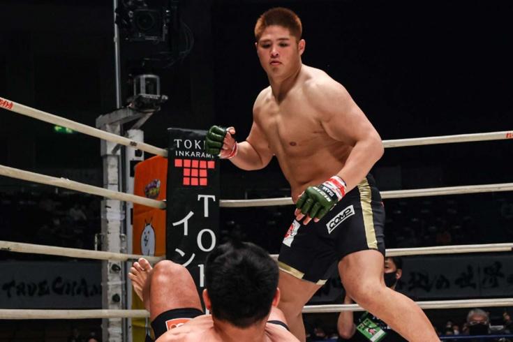 Rizin FF 27: Цуёши Сударио нокаутировал Казуши Ямамото за 6 секунд, установив рекорд, видео