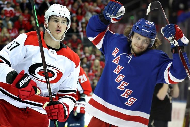 Каким будет квалификационный раунд плей-офф в НХЛ, Восточная конференция