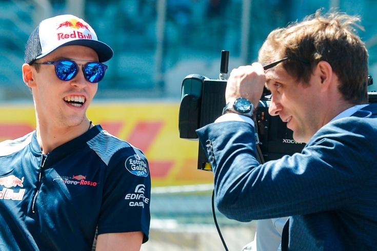 Виталий Петров — о Гран-при России Формулы-1