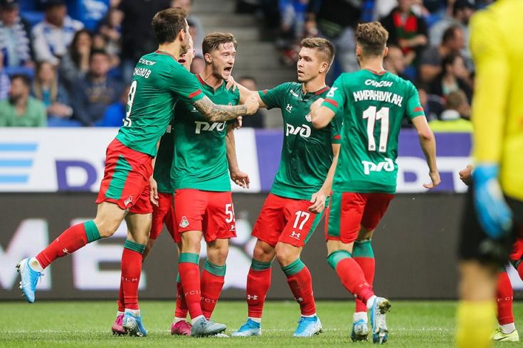 «Динамо» – «Локомотив» – 1:2, 18 августа 2019 года