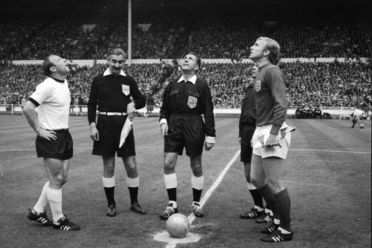 «Папа упомянул Сталинград». Как судья из СССР Бахрамов помог Англии выиграть Кубок мира