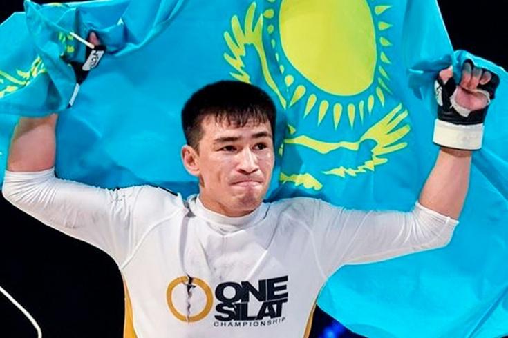 ACA 129: Казах Каршыга Даутбек нокаутировал Володю Айвазяна ударом в печень в первом раунде
