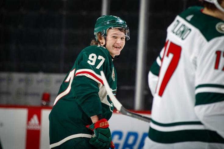 «Этот мальчик может играть!» В НХЛ восхищаются Капризовым, он готов стать звездой