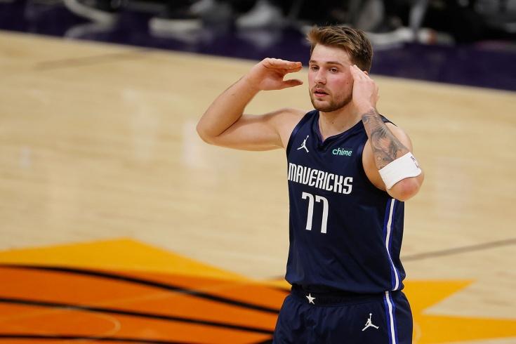 Лука Дончич отметился историческими достижениями в НБА, «Даллас» обыграл «Хьюстон»