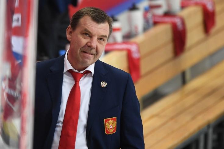 Почему все тренеры сборной России по хоккею проигрывают Канаде