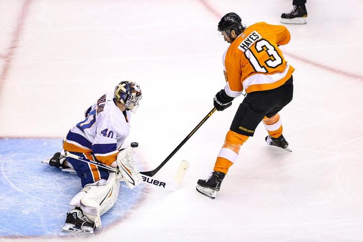 В НХЛ не могут пробить русского вратаря! Варламов сыграл на ноль и рвётся к Кубку Стэнли