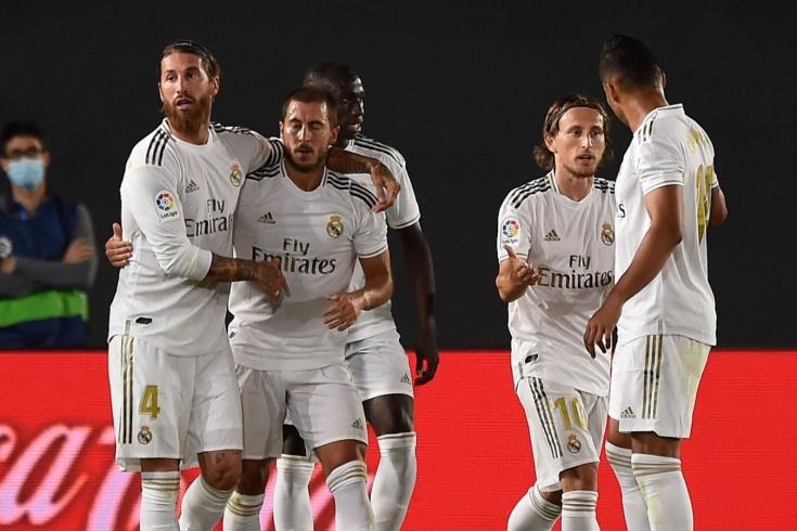 «Реал» — «Валенсия» — 3:0