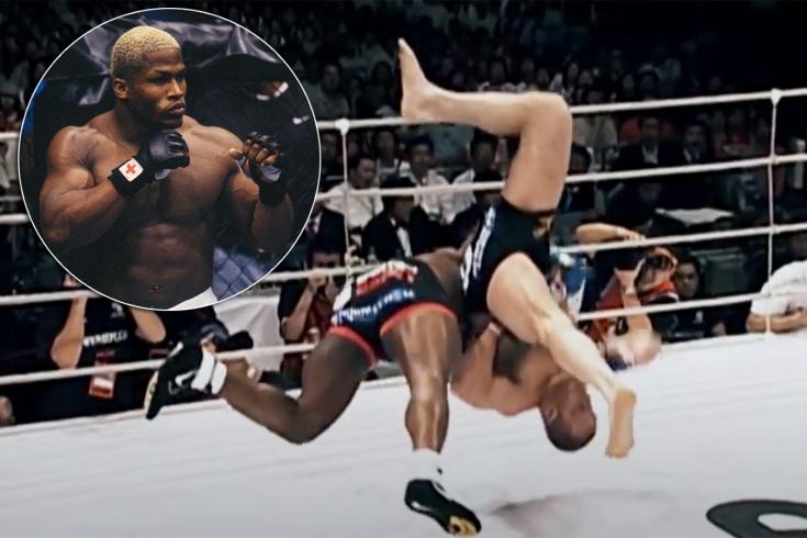 Легендарный боец ММА Кевин Монстр Ренделман будет введён в Зал славы UFC