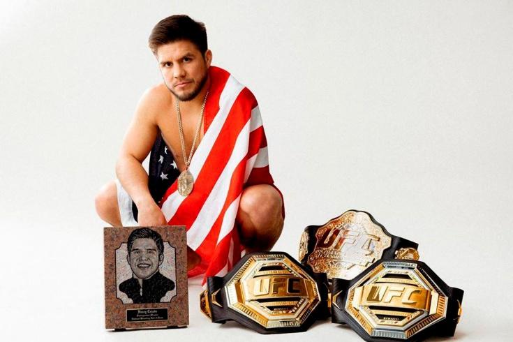 Генри Сехудо против Доминика Круза на UFC 249, 9 мая 2020, странные поступки чемпиона