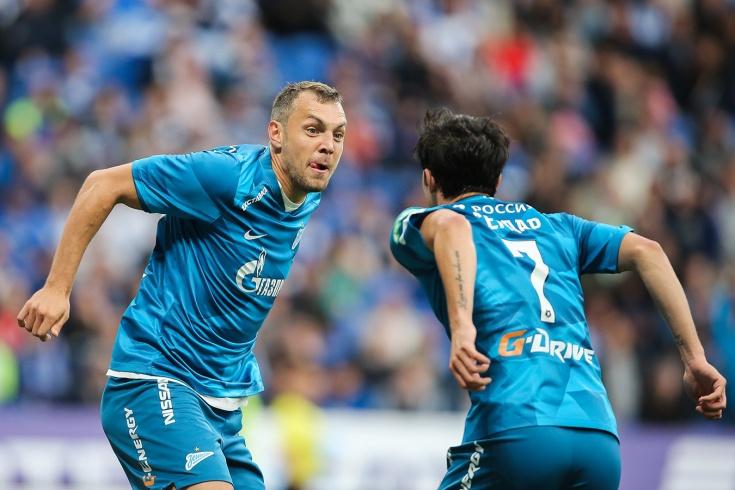 «Зенит» огласил сборную клуба по итогам десятилети