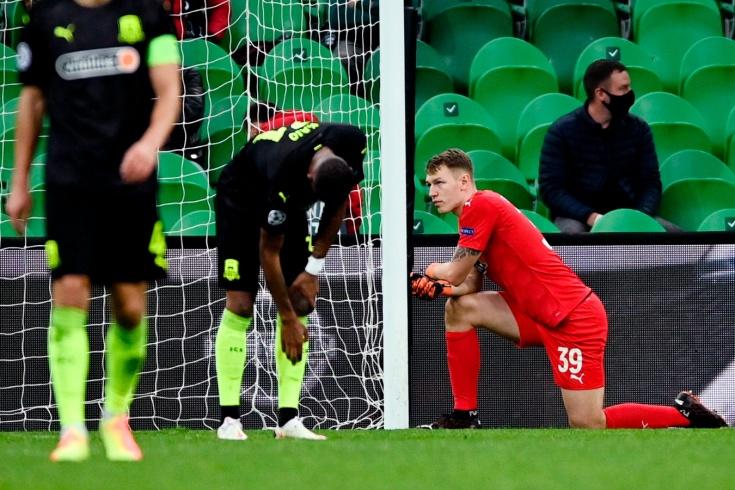 «Пристыдите их!» В Англии раскритиковали футболистов «Краснодара»