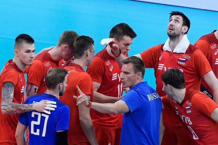 России проиграла Польше на ЧЕ, обзор