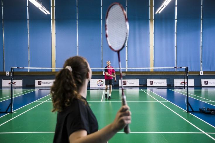 Чем полезен бадминтон, где можно научиться играть в бадминтон, как начать заниматься спортивным бадминтоном?