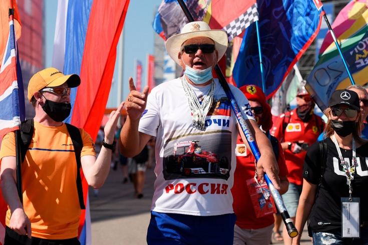 «Ковид? Какой Ковид?» Иностранные СМИ поражены безрассудностью фанатов и отдыхающих в Сочи