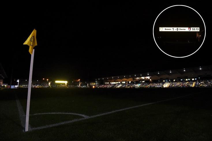 В матче Кубка Английской лиги добавили 28 минут