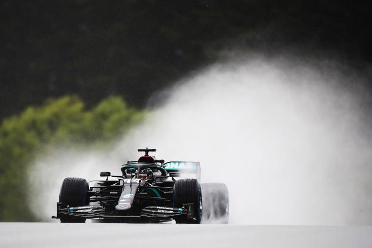 Квалификация Гран-при Штирии: Хэмилтон на поуле, Ферстаппен — 2-й, Квят — 14-й