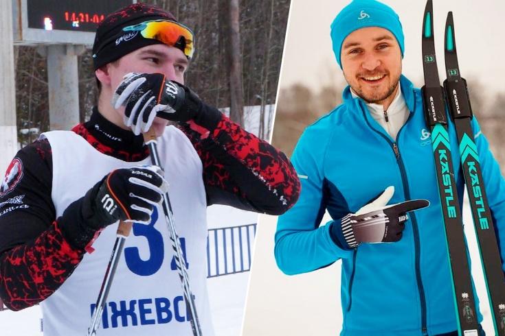 Лыжники Быков и Афанасьев устроили стычку на ЧР