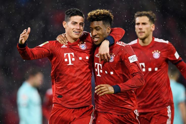 Бавария боруссия ставки лига чемпионов