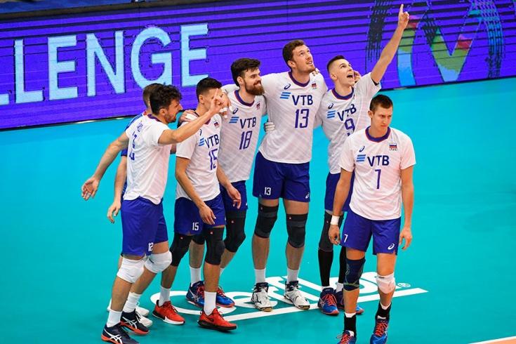 Россия победила Кубу в олимпийском отборе в Санкт-Петербурге – 3:0