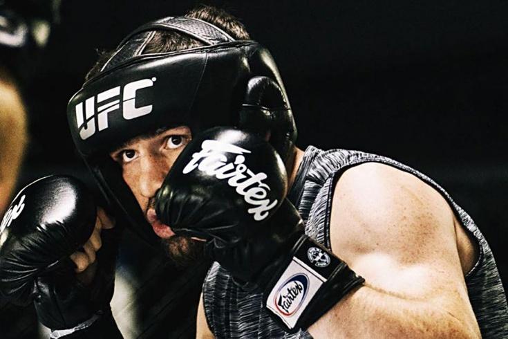Интервью с российским бойцом Тимуром Валиевым – о дебюте в UFC