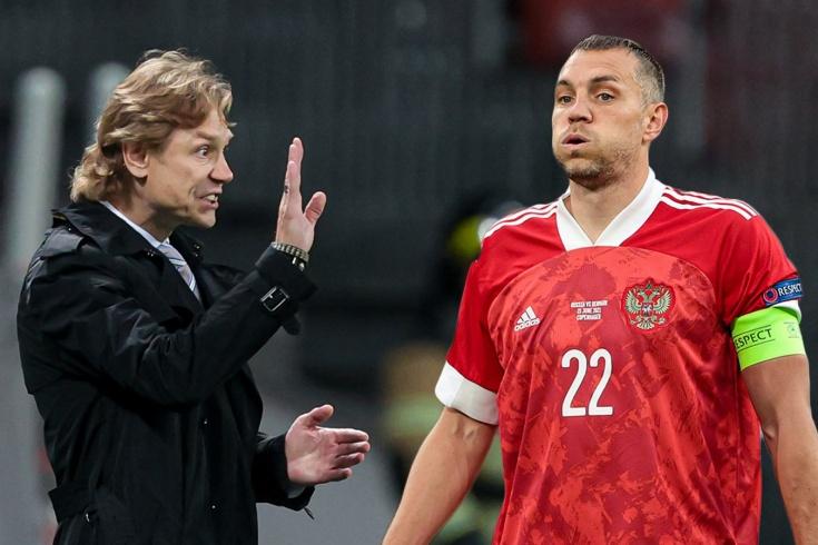 Дзюба вернулся: забил два «Рубину», светился на интервью. Это влияние Карпина?
