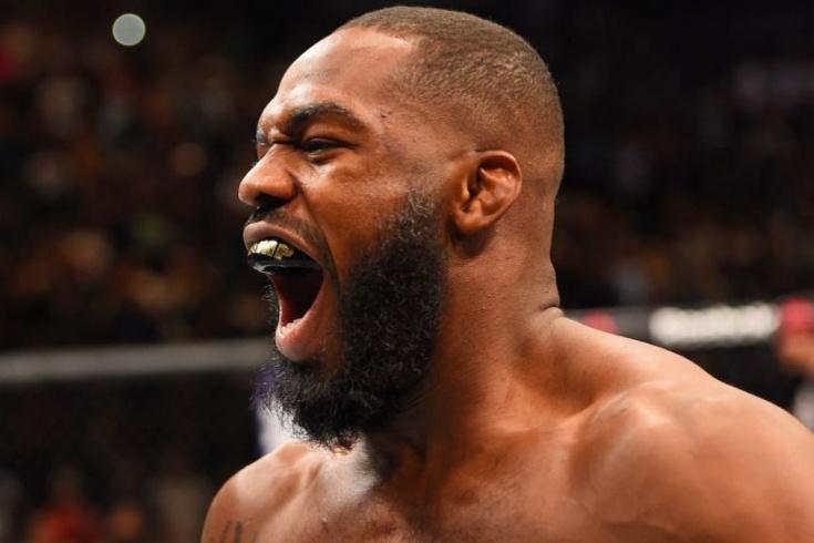 Джон Джонс — Доминик Рейес на UFC 247. Очередная защита пояса для великого Джонса. LIVE