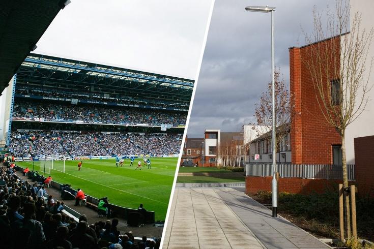 Как сейчас выглядит стадион «Мейн Роуд»