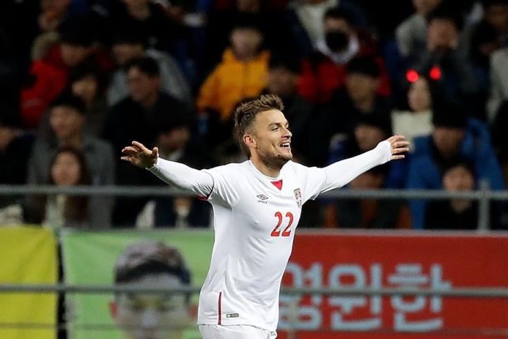 Адем Ляич, сборная Сербии