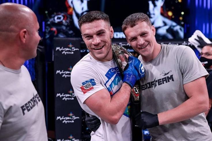 Bellator 257: Бой Немков — Дэвис 2, онлайн