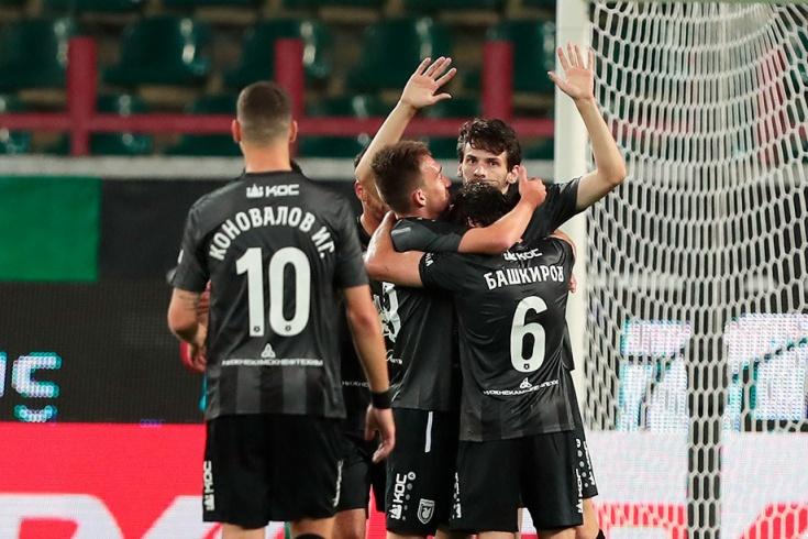 «Локомотив» – «Рубин» – 1:1