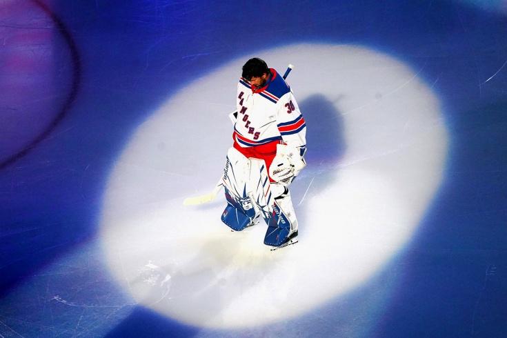 «Так много звёзд в НХЛ. Так мало в ней икон». «Рейнджерс» закончили эру Короля Лундквиста