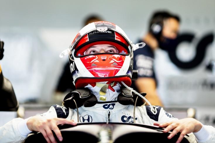 Оказывается, Квят ехал гонку в Португалии непристёгнутым! «Альфа Таури», это вообще как?