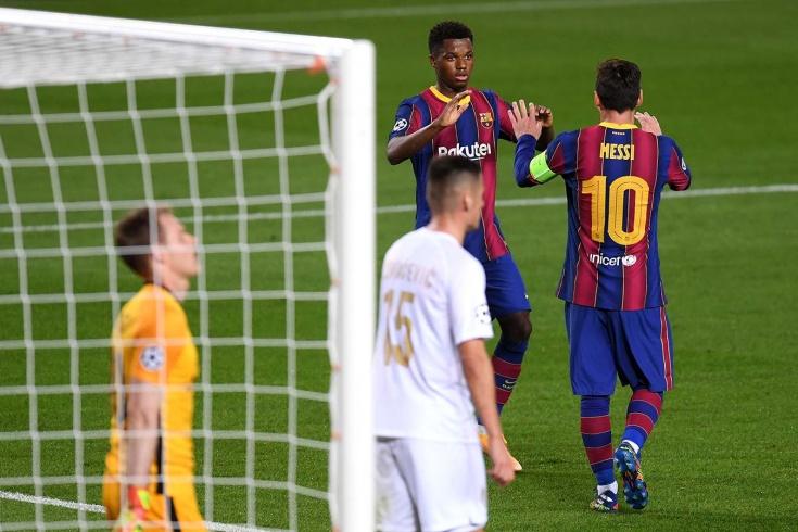 «Алавес» — «Барселона». Прогноз на матч 31.10.2020