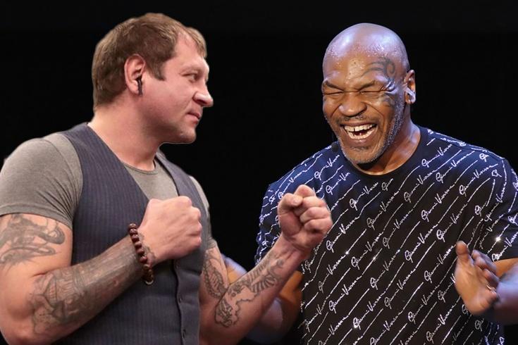 53-летний Майк Тайсон возвращается в бокс и подерётся с 48-летним Бриггсом