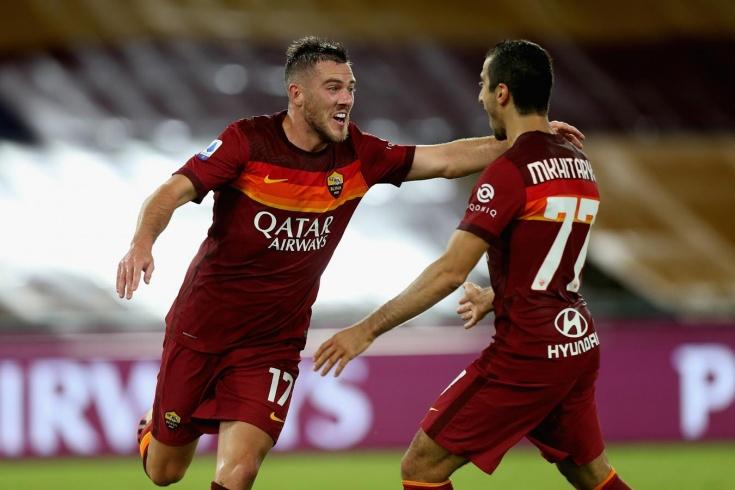 «Рома» — «Сассуоло», 6 декабря 2020 года, прогноз и ставка на матч чемпионата Италии